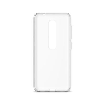 Capa Silicone Vodafone Smart N10 Transparente Fosco
