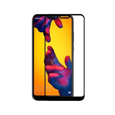Película de Vidrio Temperado Huawei P20 Pro Fullscreen Negra