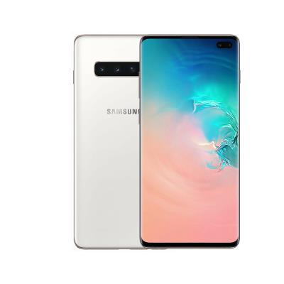 Samsung Galaxy S10 Plus G975F 512GB/8GB Dual SIM Branco Cerâmico