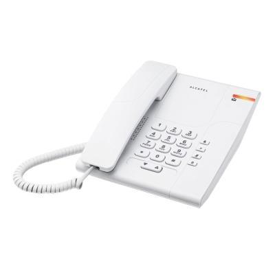 Telefone Fixo Alcatel TEMPORIS 180 Branco