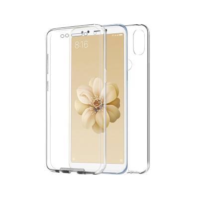 Funda Silicona 360º Xiaomi Mi A2/6X Transparente