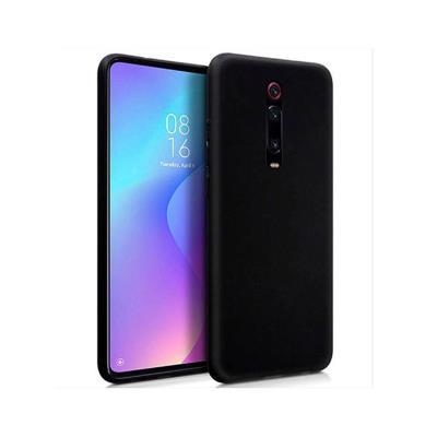 Capa Silicone Xiaomi Mi 9T/Mi 9T Pro Preta