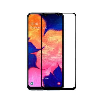 Película de Vidrio Temperado Samsung A10 A105 2019 Fullscreen Negra