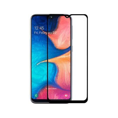 Tempered Glass Film Samsung Galaxy A20e A202 Fullscreen Black