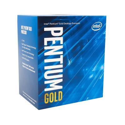 Processor Intel Pentium Gold G5400 Dual-Core 3.7GHz