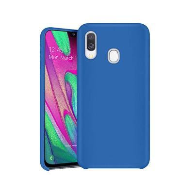 Capa Premium Forcell Samsung A40 A405 2019 Azul