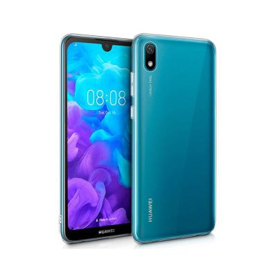 Silicone Cover Huawei Y5 2019 Transparent