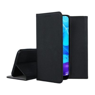 Funda Flip Cover Premium Huawei Y5 2019 Negra