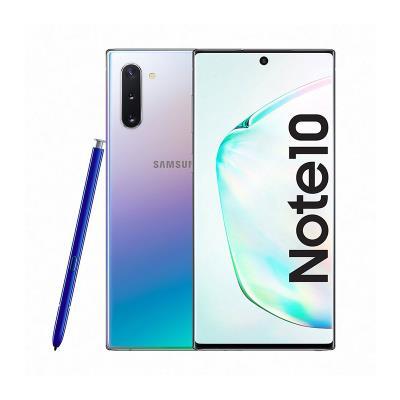 Samsung Galaxy Note 10 N970F 256GB/8GB Dual SIM Plateado