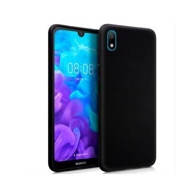 Capa Silicone Huawei Y5 2019 Preta