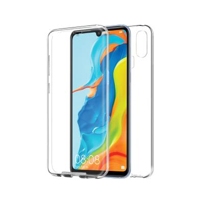 Silicone 360º Cover Huawei P30 Lite Transparent