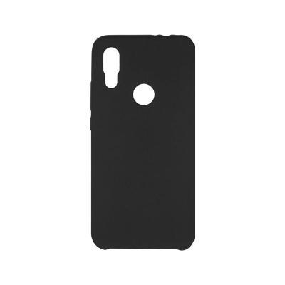 Capa Silicone Premium Xiaomi Redmi 7 Preta