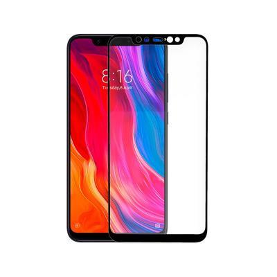 Tempered Glass Film Xiaomi Mi 8/Mi 8 Pro Fullscreen Black