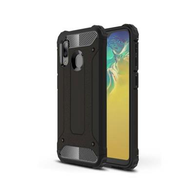 Cover Forcell Armor Samsung A20e A202 Black