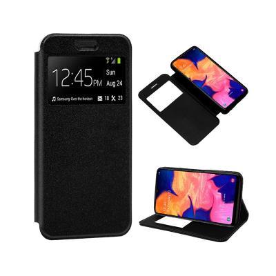 Capa Flip Cover Samsung Galaxy A10 A105 Preta