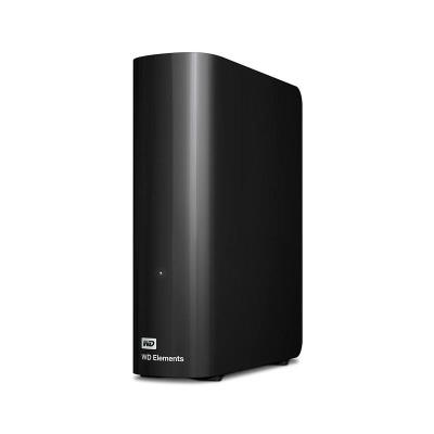 "External Hard Drive Western Digital Elements 3.5"" 3TB USB 3.0"
