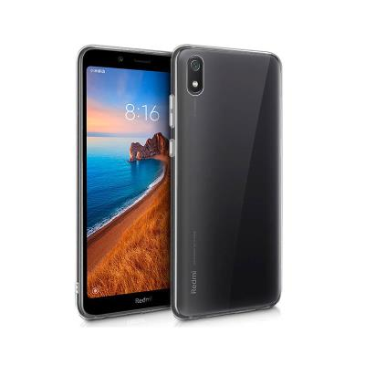 Funda Silicona Xiaomi Redmi 7A Transparente