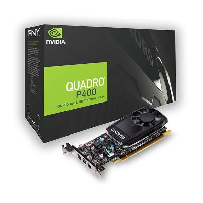 Graphics Card Nvidia PNY Quadro P400 2GB GDDR5