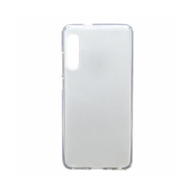 Capa Silicone Xiaomi Mi 9 Transparente Fosco