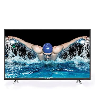 "TV Strong 65"" Ultra HD 4K Smart-TV Preta (SRT65UA6203)"