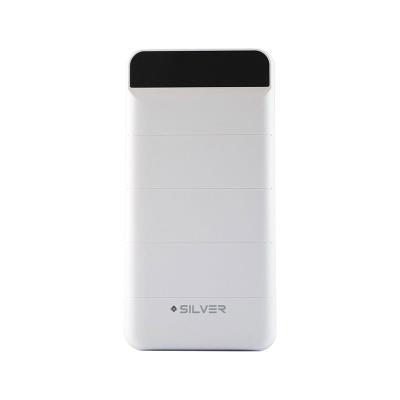 PowerBank Silver S92 30000mAh c/ Power Delivery Blanca (IPPB-S92)
