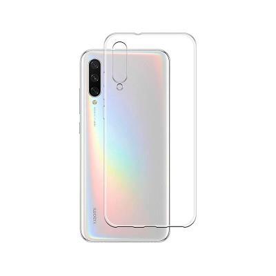 Capa Silicone Xiaomi Mi A3 Transparente