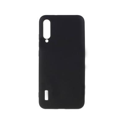 Capa Silicone Xiaomi Mi A3 Preta