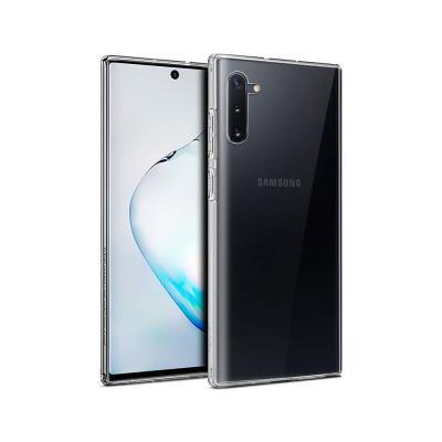 Funda Silicona Samsung Galaxy Note 10 N970 Transparente