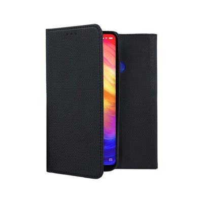 Flip Cover Premium Xiaomi Redmi 7 Black