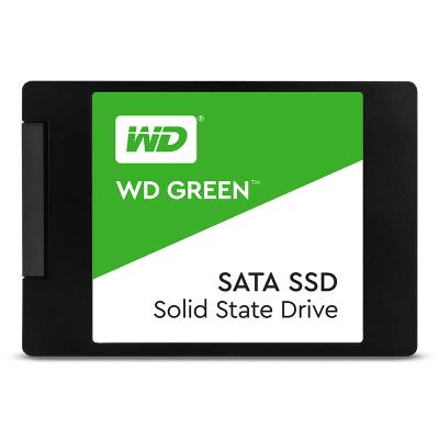 "SSD Disk Western Digital 240GB 2.5"" Green TLC SATA"