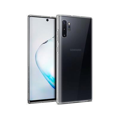 Capa Silicone Samsung Galaxy Note 10 Plus N975 Transparente