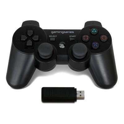 Mando PC/PS3 1Life Wireless Negro