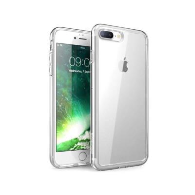 Silicone Cover iPhone 7 Plus/8 Plus Transparent