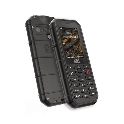 Caterpillar B26 Dual SIM Black