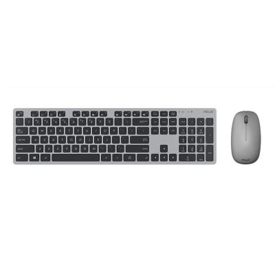 Keyboard + Mouse Asus W5000 Wireless Grey