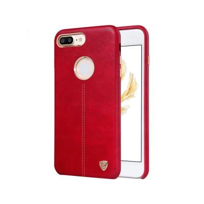 Funda de Piel Nillkin Englon iPhone 7 Plus Roja