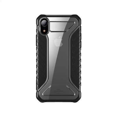 Funda Protección Baseus Michelin iPhone XR Negra