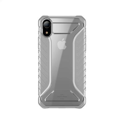 Capa Proteção Baseus Michelin iPhone XR Cinza