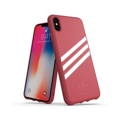 Capa Proteção Adidas Gazelle 3 Riscas iPhone X/XS Rosa