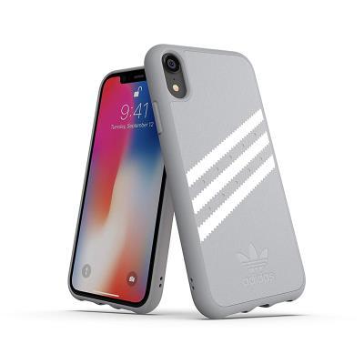Capa Proteção Adidas Gazelle iPhone XR Cinza (FW18)