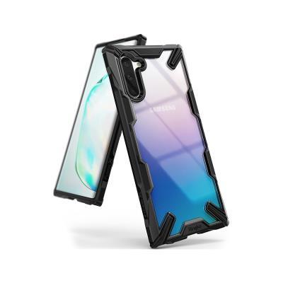 Capa Proteção Fusion X Samsung Galaxy Note 10 N970 Preta