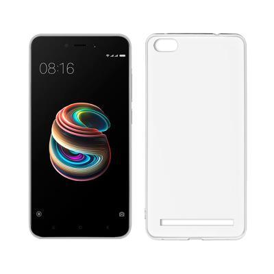 Silicone Cover Xiaomi Redmi 5A Transparent