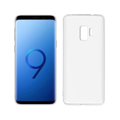 Funda Silicona Samsung Galaxy S9 G960 Transparente