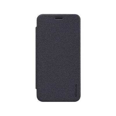 Capa Flip Cover Nillkin Sparkle Xiaomi Mi 4 Preta