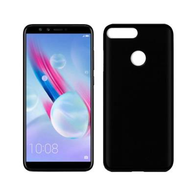 Silicone Cover Honor 9 Lite Black