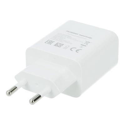 Adaptador de Corrente Huawei Super Charger USB Branco (HW-050450E00)