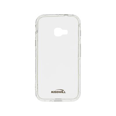 Capa Silicone Kisswill Air Samsung Galaxy Xcover 4 G390 Transparente