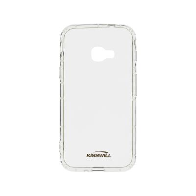 Silicone Cover Kisswill Air Samsung Galaxy Xcover 4 G390 Transparent