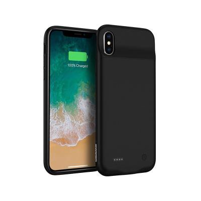 Funda Batería 3200 mAh USAMS iPhone X/XS Negra (US-CD43)