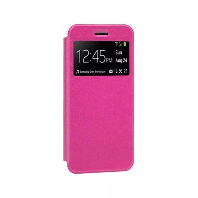 Magnetic Flip Cover Cover Xiaomi Redmi 6 Pink